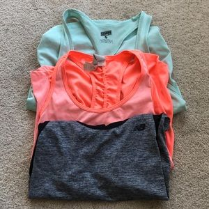 5/$35 3 WORKOUT SHIRT BUNDLE